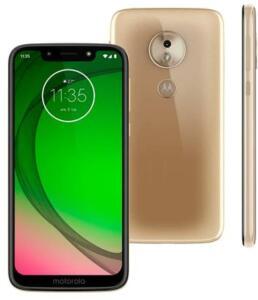 Smartphone Motorola Moto G7 Play Ed. Especial Ouro 32Gb   R$699