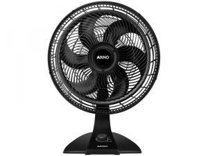 [APP] [Cliente Ouro] Ventilador de Mesa Arno Turbo Force 40cm - 3 Velocidades 110v | R$179