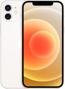 "iPhone 12 Apple 128GB Branco Tela de 6,1"", Câmera Dupla de 12MP, iOS | R$6174"