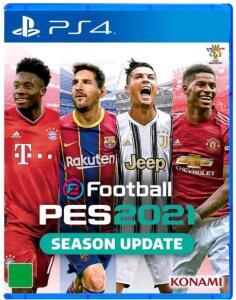 [App] PES 2021 para PS4 Konami   R$86