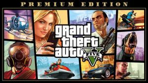 Grand Theft Auto V: Edição Premium | R$35