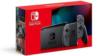 Console New Nintendo Switch - Cinza (versão nacional) | R$2470