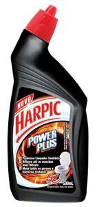 [PRIME] Desinfetante Sanitário Power Plus Líquido 500ml, Harpic   R$3