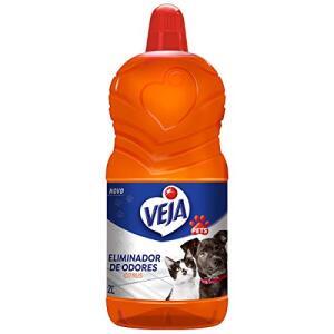 [PRIME] Limpador Veja Pets Eliminador de Odores Citrus, 2L (mín. 5) | R$7