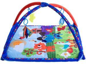 Tapete Infantil Holiday Garden 76x76cm - Cosco   r$ 94