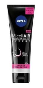 Sabonete Facial em Gel Nivea Micellair Expert 125ml | R$ 15
