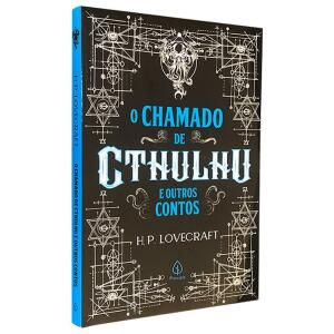 Livro O Chamado de Cthulhu - H. P. Lovecraft E outros Contos | R$5