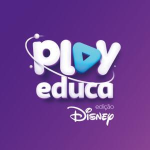 50% de desconto* qualquer plano do Play Educa Edição Disney.