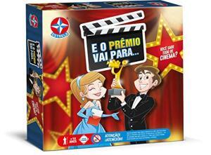 E O Prêmio Vai Para..., Brinquedos Estrela | R$23