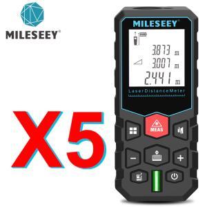 Medidor de Distância a Laser Mileseey | R$80