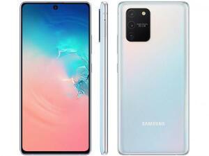 [APP + Cliente Ouro] Smartphone Samsung Galaxy S10 Lite 128GB Branco | R$1970