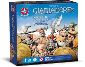 Arena Dos Gladiadores, Brinquedos Estrela | R$45