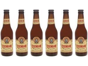 (cliente ouro+ app) Cerveja Eisenbahn Weizenbier 6 Unidades - 355ml - R$20