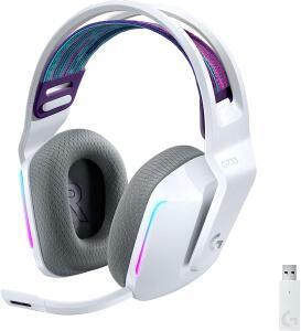 Headset Gamer sem Fio Logitech G733 7.1 Dolby Surround com Tecnologia Blue R$999