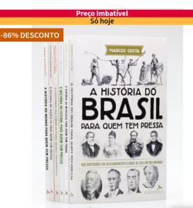 Kit 6 Livros | Tudo O Que Você Sempre Quis Saber - R$25
