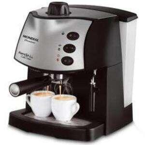 [APP/Reembalado] Cafeteira Expresso Coffee C-08 - Mondial | R$ 280