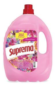 Amaciante Rosa Toque de Amor Suprema 5L   R$4,88