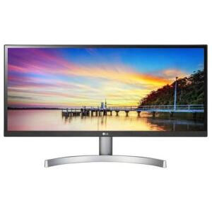"Monitor LG 29"" 29WK600 UltraWide Full HD IPS HDR10 AMD FreeSync Prata R$1485"