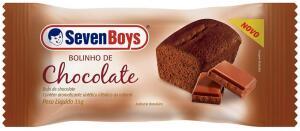 [PRIME] Bolinho Seven Boys Sabor Chocolate 35G R$1