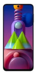 Samsung Galaxy M51 Dual SIM 128 GB preto 6 GB RAM - R$1799