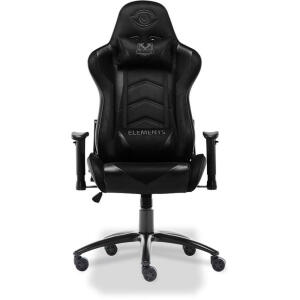(APP) Cadeira Gamer Elements Veda Nemesis Suede Preta - R$1447