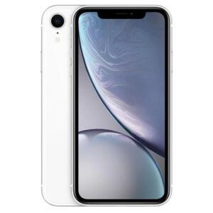 "iPhone XR Apple 64GB Branco, Tela de 6.1"", Câmera de 12MP, iOS - R$3395"
