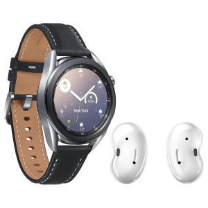 Samsung galaxy watch 3 LTE com galaxy buds live R$1999