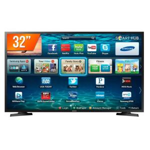 [AME] Smart TV LED 32 Polegadas Samsung LH32BETBLGGXZD 2HDMI 1USB HDR | R$1120