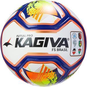 Bola Kagiva Futsal F5 Brasil | R$106