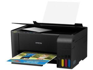 [C. OURO] Impressora Multifuncional Epson EcoTank L3150 | R$962