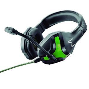 [Prime] Headset Gamer Harve, Warrior, PH298, Preto/Verde | R$ 95