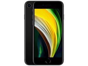 "iPhone SE Apple 64GB Preto 4,7"" 12MP iOS - R$2500"