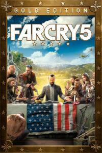 Far Cry 5 Gold Edition - Xbox One e Xbox Series X S - R$70