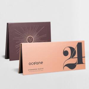 Kit 12 Shades Mariana Saad + Paleta 24 Cores Océane | R$100