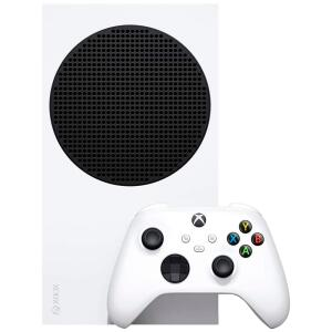 Console Xbox Série S 512GB 1 Controle Sem Fio Branco | R$2.723