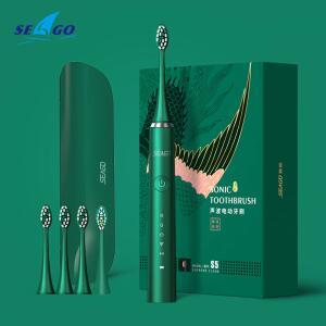 Escova de dente Seago recarregável sonic | R$ 158
