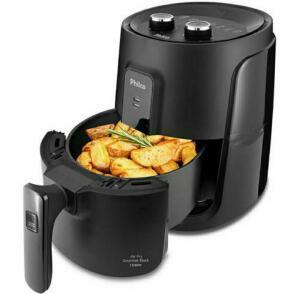 Fritadeira Air Fry Philco PFR15P Gourmet Black 4L - Preto | R$333