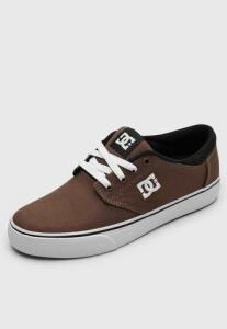 Tênis DC Shoes Plaza Lite| R$ 115