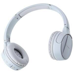 Fone de Ouvido Headphone Pioneer Branco Bluetooth SE-MJ553BT | R$150