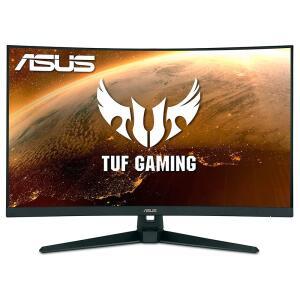 "Monitor Gamer Asus LED TUF Gaming 31.5´, Curvo 165Hz, 1ms + headset de ""brinde"" | R$2000"