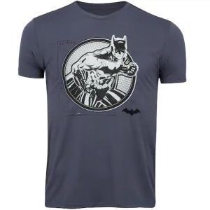 (APP) Camiseta Liga da Justiça Batman 2 - Masculina | R$21