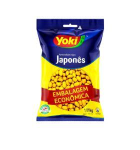 Amendoim Japonês Yoki | 10 unidades | R$11 cada