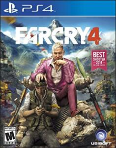 [PS4] Jogo: Far Cry 4 | R$29