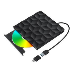 Gravador Externo de DVD BlitzWolf BW-VD1 com USB 3.0 | R$145