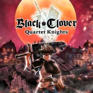 [PS4] Jogo Black Clover: Quartet Knight | R$40