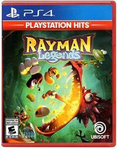 [PS4] Jogo Rayman Legends | R$21