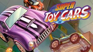 Jogo Super Toy Cars - PC