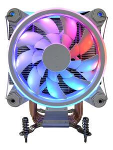 Cooler Pcfort Cl4200 Plus Rgb Processador E Cpu Intel E Amd | R$169