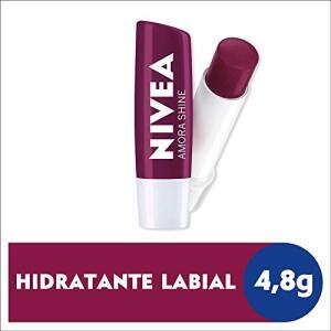 [PRIME] Protetor Labial Nivea Amora Shine 4,8G R$11