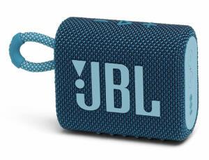 Caixa de Som Portátil JBL Harman Azul R$229